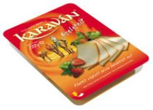 Sliced Karavan cheese